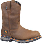 Timberland Men's Ag Boss Waterproof Soft Toe Pull-on Work Boot