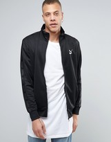 Puma Urban Track Jacket In Black
