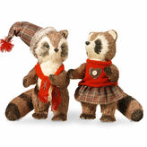 NATIONAL TREE CO National Tree Co 12' Raccoon Pair