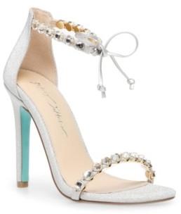 Blue by Betsey Johnson Women's Gilly Dress Sandal Women's Shoes