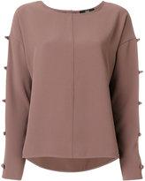 Steffen Schraut bow detail blouse - women - Polyester - 34