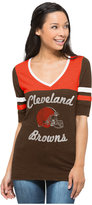 '47 Women's Cleveland Browns Gameday Debut T-Shirt