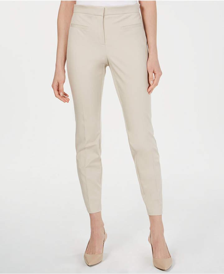 698cadbbde6fe8 Skinny Beige Pants - ShopStyle
