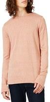 Topman Men's Longline Crewneck Sweater
