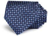 John Varvatos Circle Dot Neat Classic Tie