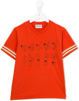 Bobo Choses Weightlifting T-shirt - kids - Organic Cotton - 10 yrs
