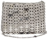 Paco Rabanne Iconic 1969 Chain Bag - Womens - Silver
