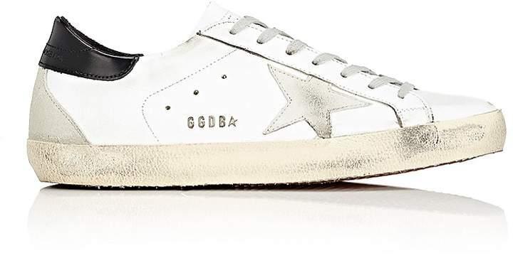 Golden Goose Men's Superstar Leather & Suede Sneakers