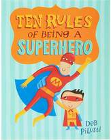 Macmillan Ten Rules For Being A Superhero