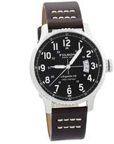 Filson by Shinola Mackinaw Field Men's Watch Stainless Made in USA F0120072835