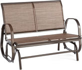 OUTDOOR OASIS Outdoor OasisTM Newberry Glider Bench
