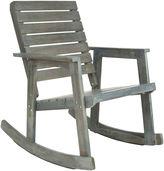 Asstd National Brand Jona Outdoor Rocking Chair