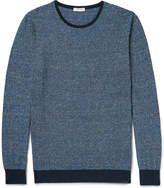 Boglioli Two-Tone Mélange Knitted Sweater