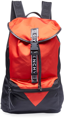 Givenchy Men's Light 3 Triangle Rucksack Backpack