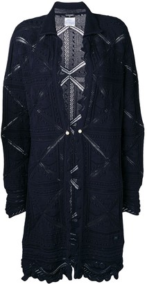 Chanel Pre-Owned 2004 cardigan coat