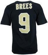 Nike Men's Short-Sleeve Drew Brees New Orleans Saints Player T-Shirt