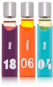 21 Drops The Weekender Trio Essential Oil Rollerballs