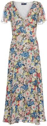Polo Ralph Lauren Floral midi dress