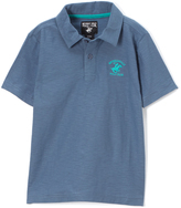 Beverly Hills Polo Club Light Navy Jersey Polo - Toddler & Boys