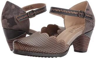 L'Artiste by Spring Step Parchelle (Black) Women's Shoes