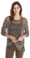 Sanctuary Women's Myth Marled Pullover Sweater