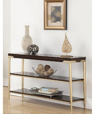 Gold Console Tables Shop The World S Largest Collection Of Fashion Shopstyle