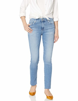 AG Jeans Women's Mari Slim Straight Leg Jean