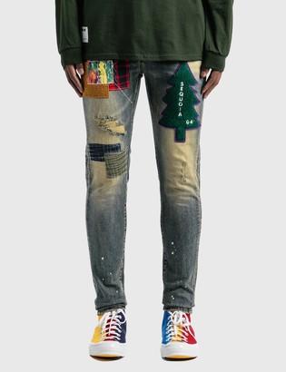 Billionaire Boys Club The Rover Jeans