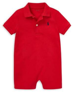 Ralph Lauren Childrenswear Baby Boy's Shortall