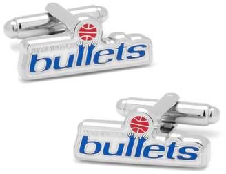 Cufflinks Inc. NBA Washington Bullets Cuff Links