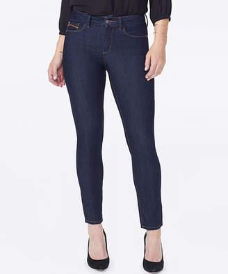 NYDJ Women's Denim Pants and Jeans DK - Dark Wash Alina Ankle Jeans - Women
