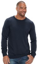SONOMA Goods for Life Big & Tall SONOMA Goods for LifeTM Classic-Fit Coolmax Crewneck Sweater