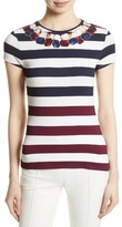 Ted Baker Women's Danilyn Rowing Placement Print Tee