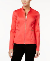 Charter Club Zip-Front Jacket, Created for Macy's
