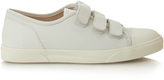 A.P.C. Low-top strap trainers