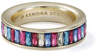 Kendra Scott Jack Multicolor Faceted-Stone Ring