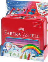 Faber-Castell Jumbo Colour Grip & Painting Set