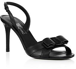 Salvatore Ferragamo Women's Lida Slingback Sandals