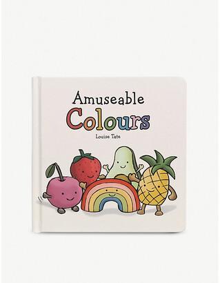 Jellycat Amuseables Colours book
