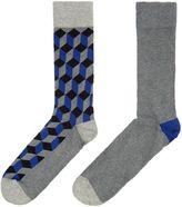 Linea Patterned Socks