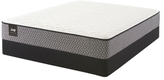 "Sealy Responseâ""¢ Essentials 11"" Cushion Firm Tight Top Mattress with 9"" Low Profile Foundation"