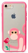 Kate Spade Monkey Iphone 7 Case - Pink