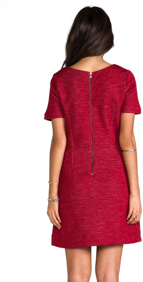 Marc by Marc Jacobs Gertrude Wool Dress