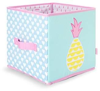 Penny Scallan Pineapple Bunting - Toy Box Storage Box Pineapple Bunting