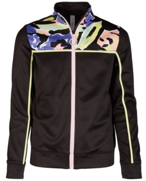 Ideology Big Girls Primrose Track Jacket, Created for Macy's