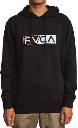 RVCA Men Logo Pack Graphic Hoodie