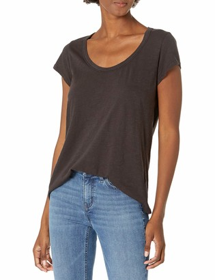 Velvet by Graham & Spencer Women's Kira Originals Scoopneck Tee