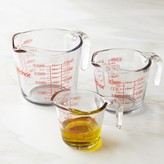 Williams-Sonoma Williams Sonoma Anchor Hocking Glass Measuring Cups