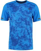 New Balance Intensity Print Tshirt Electric Blue
