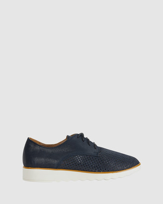 Easy Steps - Women's Blue Loafers - Deed - Size One Size, 37 at The Iconic